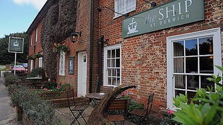 The Ship at Dunwich has something on the menu for everyone. Picture: CONTRIBUTED