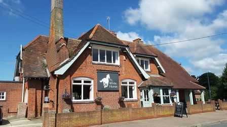 Head to The White Horse in Felixstowe this weekend. Picture: THE WHITE HORSE