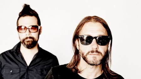 Feeder will perform at LeeStock, May 26-27, in the grounds of stately home Melford Hall, Long Melfor
