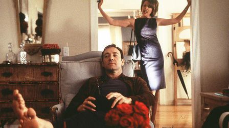American Beauty featuring disgraced actor Kevin Spacey. Can we still enjoy great films featuring act