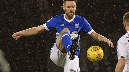 Cole Skuse in action at Fulham Picture Pagepix