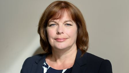 Sarah Howard MBE. Picture: SUFFOLK CHAMBER
