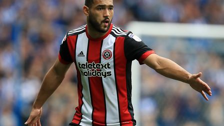 Cameron Carter-Vickers started 17 Championship games for Sheffield United in the first half of the s