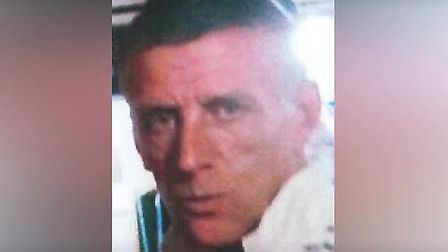 Paul Newall, 52, from Colchester is wanted in connection to a fraud. Picture: ESSEX POLICE