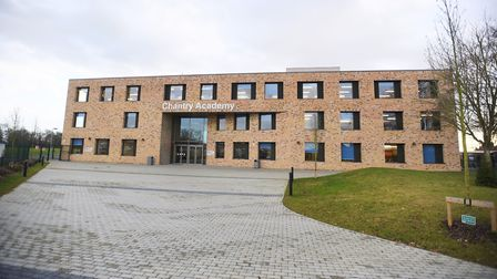 The �14m Chantry Academy was developed for community use as well as youngsters, according to princip