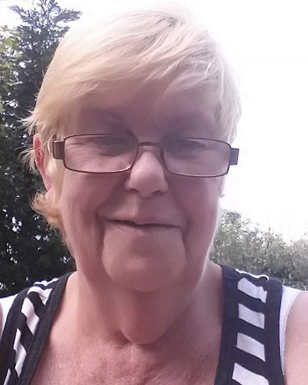 Anne Searle, who died at her home in Stowmarket at the weekend. Picture: CONTRIBUTED