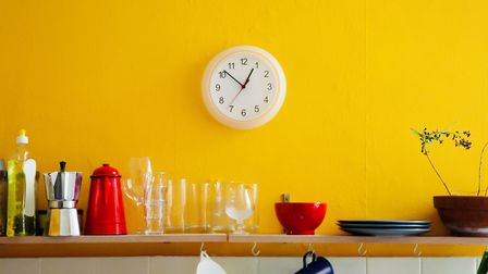 Yellow is associated with happiness. Picture: Thinkstock