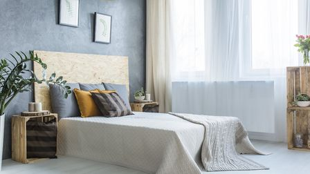 Decorate your home with natural and organic furniture and upholstery. Picture: Thinkstock