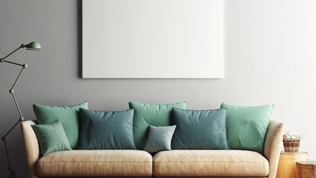 Choose local products and reuse and recycle when decorating. Picture: Thinkstock