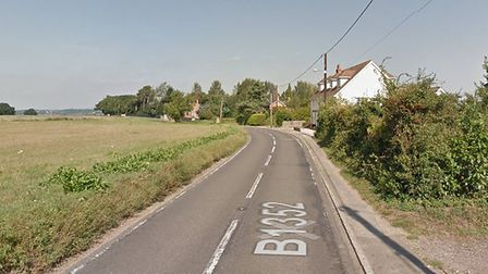 Station Road in Bradfield. Picture: GOOGLE MAPS