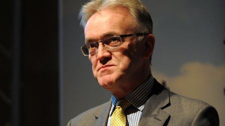 Mark Pendlington, chair of governors at Easton and Otley College. Picture: ANDY ABBOTT