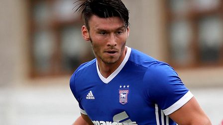 Kieffer Moore could be involved at Fulham. Picture: INPHO/Ryan Byrne