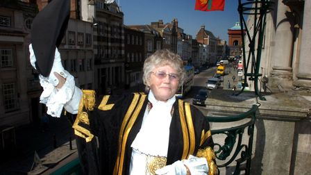 Sonia Lewis, who receives the BEM for services to the community in Colchester. Picture: ARCHANT