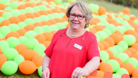 Diana Porter, who founded Fresh Start new beginnings. Picture: SARAH LUCY BROWN