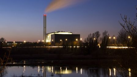 Waste firm Suez, which received �15.9m, runs the county's energy-from-waste incinerator at Great Bla