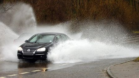 Flood alerts are in force across Suffolk. Picture: ARCHANT