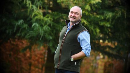 James Lyon has been awarded the MBE in the New Year Honours for his services to the Forestry Commiss