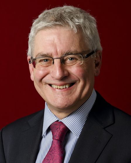 Stephen Howlett has been awarded a CBE for for services to housing. Picture: MILES WILLIS