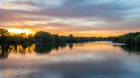 A view of Alton Water in recent times. Picture: SIMON PAGE/newzulu.com