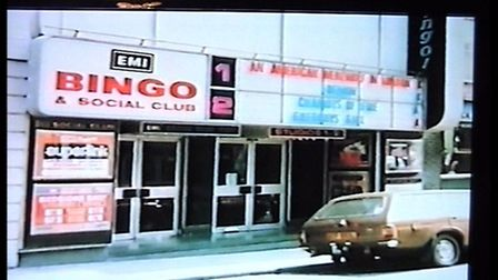 The old bingo hall and cinema in Hatter Street