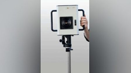 A medical thermal imaging camera which was stolen from The Tree Centre in Colchester. Picture SUPPLI