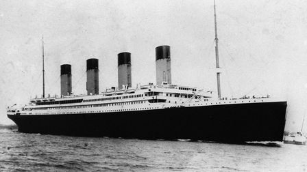 What if the look-outs on RMS Titanic had been able to access the bimoculars? Picture: PA/ARCHIVE