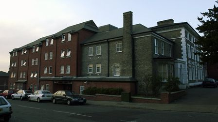 The Easy Peasy pods scheme helps those living in YMCA accommodation. YMCA in Ipswich pictured. Pictu