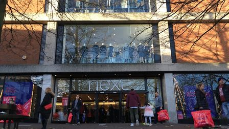 Next is the first major retailer scheduled to deliver a trading update following the key Christmas t
