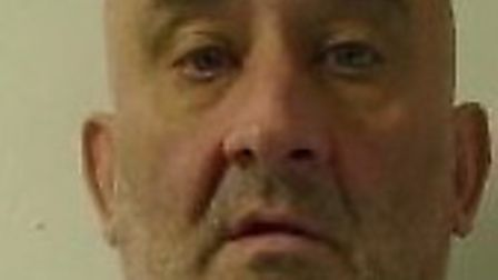 Andrew Lyones who has absconded from Hollesley Bay prison. Picture: SUFFOLK CONSTABULARY