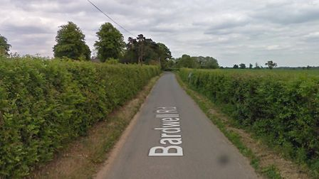 Bardwell Road in Barningham, where the crash happened. Picture: GOOGLE MAPS
