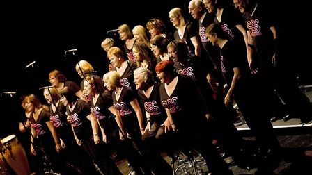 Have your mood lifted with the Suffolk Soul Singers. Picture: CONTRIBUTED