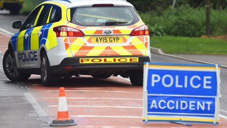 Police were called to the scene. Stock image. Picture: GREGG BROWN