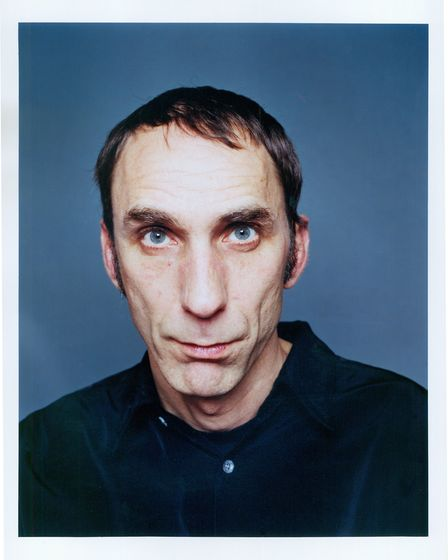 Author Will Self who likes a nicely-formed word. Picture: ARCHANT LIBRARY