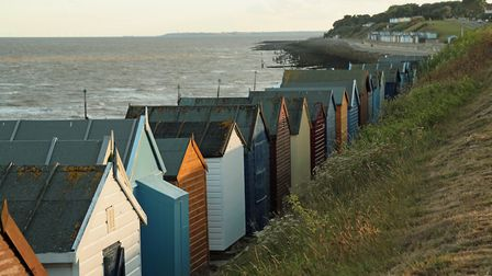 The Dip in Cliff Road will be one of the places to see new beach huts. Picture: JANICE POULSON