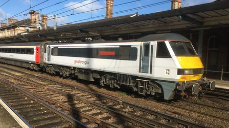 Rail services in the region face disruption. Picture: ARCHANT