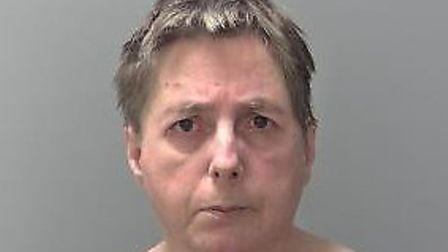 Georgina Manning, 54, of Connaught Road, Haverhill. Picture: SUFFOLK CONSTABULARY