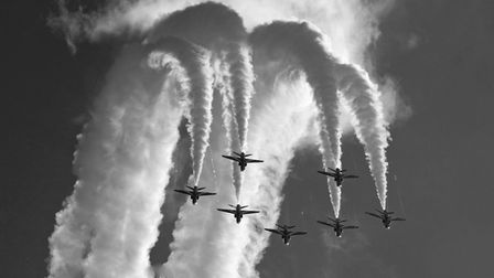 Clacton Air Show. Picture: PETER CUTTS