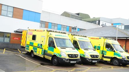 One patient is said to have gone into cardiac arrest at Colchester General Hospital after taking the
