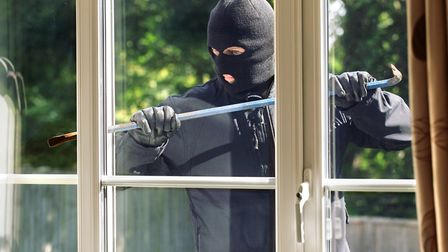 The figures for Suffolk show a rise in house burglaries. Picture: GETTY IMAGES