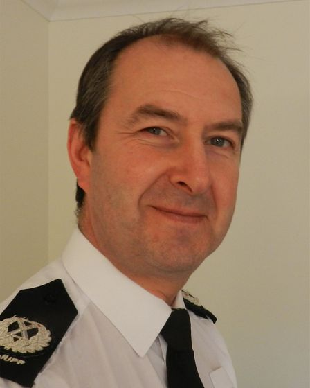 Deputy Chief Constable Stephen Jupp said Suffolk was proud of its record. Picture: ARCHANT