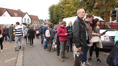 The new role is hoped to build on the successes of events such as the Great Framilingham Sausage Fes