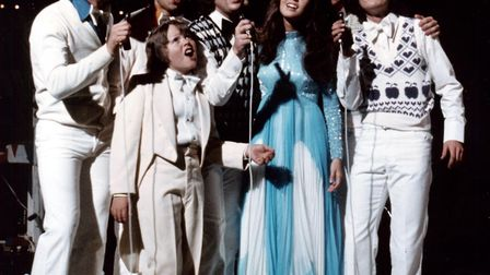 The Osmonds. Picture: CONTRIBUTED