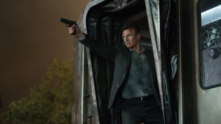 Have you seen The Commuter yet? Picture: LIONSGATE FILMS/ JAY MAIDMENT