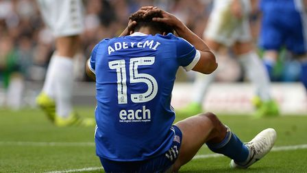 Tom Adeyemi has suffered another injury blow. Picture: PAGEPIX LTD