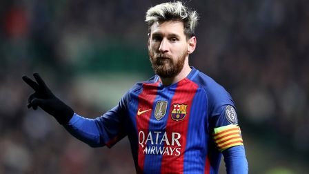 Barcelona's Lionel Messi, is rewaded well - more than Cristiano Ronaldo