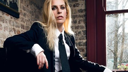 Comedian Sara Pascoe. Picture: CONTRIBUTED