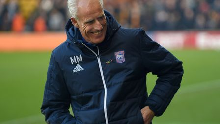 Ipswich Town have finished 14th, 9th, 6th, 7th and 16th in the Championship under Mick McCarthy's ma