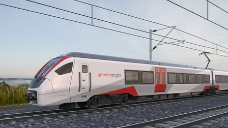 Stadler are building Intercity trains like this and regional trains for Greater Anglia. Picture: GRE