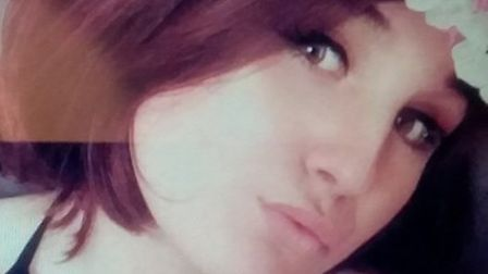 Missing Lowestoft teenager Kierra Woods. Picture: CONTRIBUTED