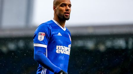 David McGoldrick has been linked with a move away from Ipswich Town this January. Picture: STEVE WAL